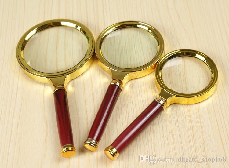 80 ملليمتر المحمولة 10x المكبر العدسة المكبرة زجاج العدسة لسهولة القراءة أداة إصلاح ووتش مجوهرات