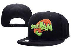 7e0ef28bc7a Spacejam Snapbacks Fashion Hip Hop Hat Men Women Snapback Caps Snap ...