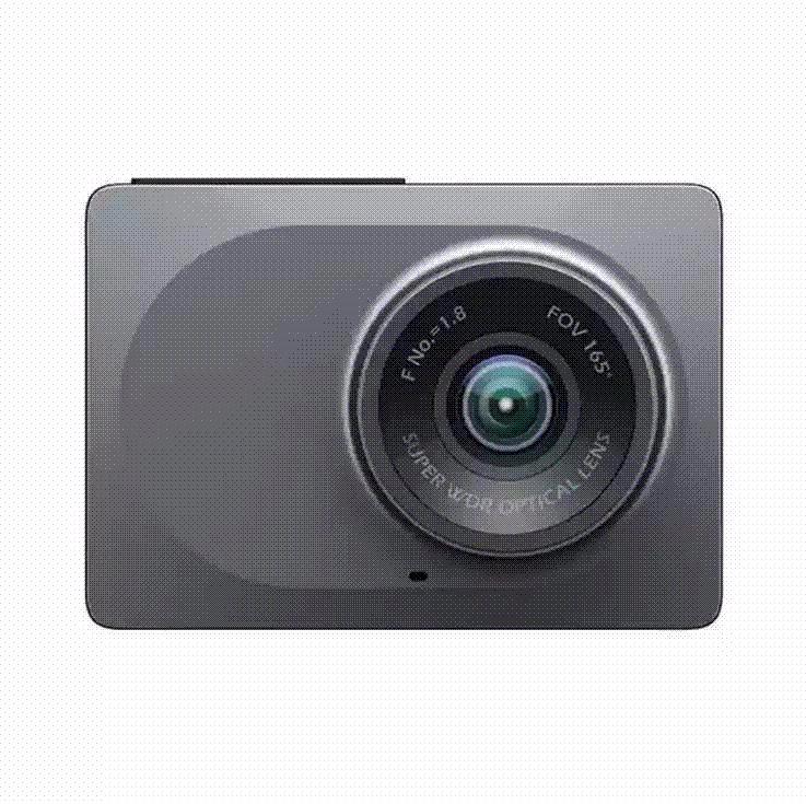 Chinese Versionthe Original Xiaoyi Yi Smart Car Dvrs Camera Wifi