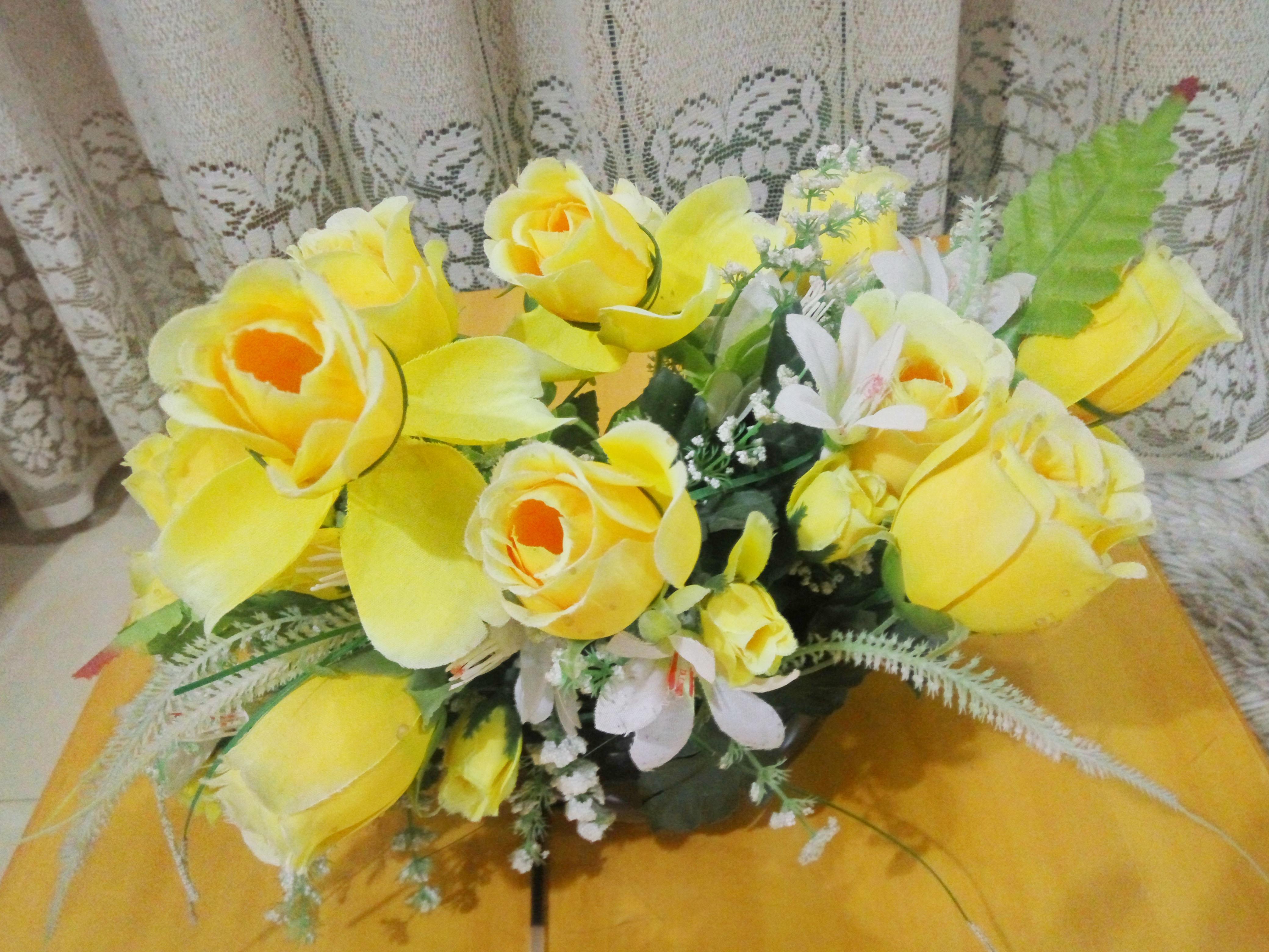 Hot Imitation Rose Wedding Artificial Flower Wholesale Artificial