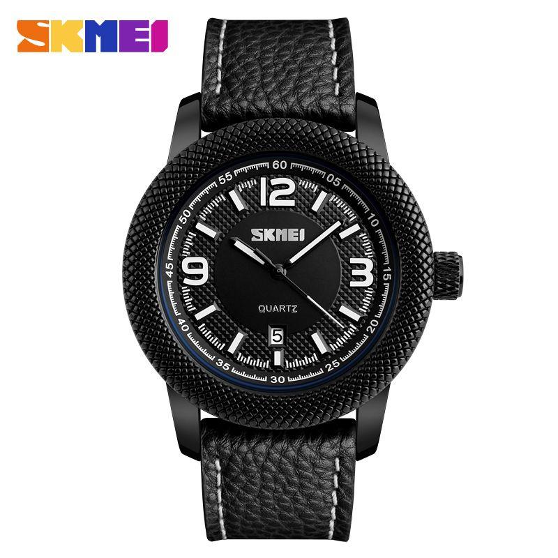 SKMEI Wristwatch Men Top Brand Luxury Famous Male Clock Quartz Watch Hodinky  Quartz Watch Relogio Masculino 9138 Wrist Watch Buy Online Online Shopping  ... 5e5f4f13544