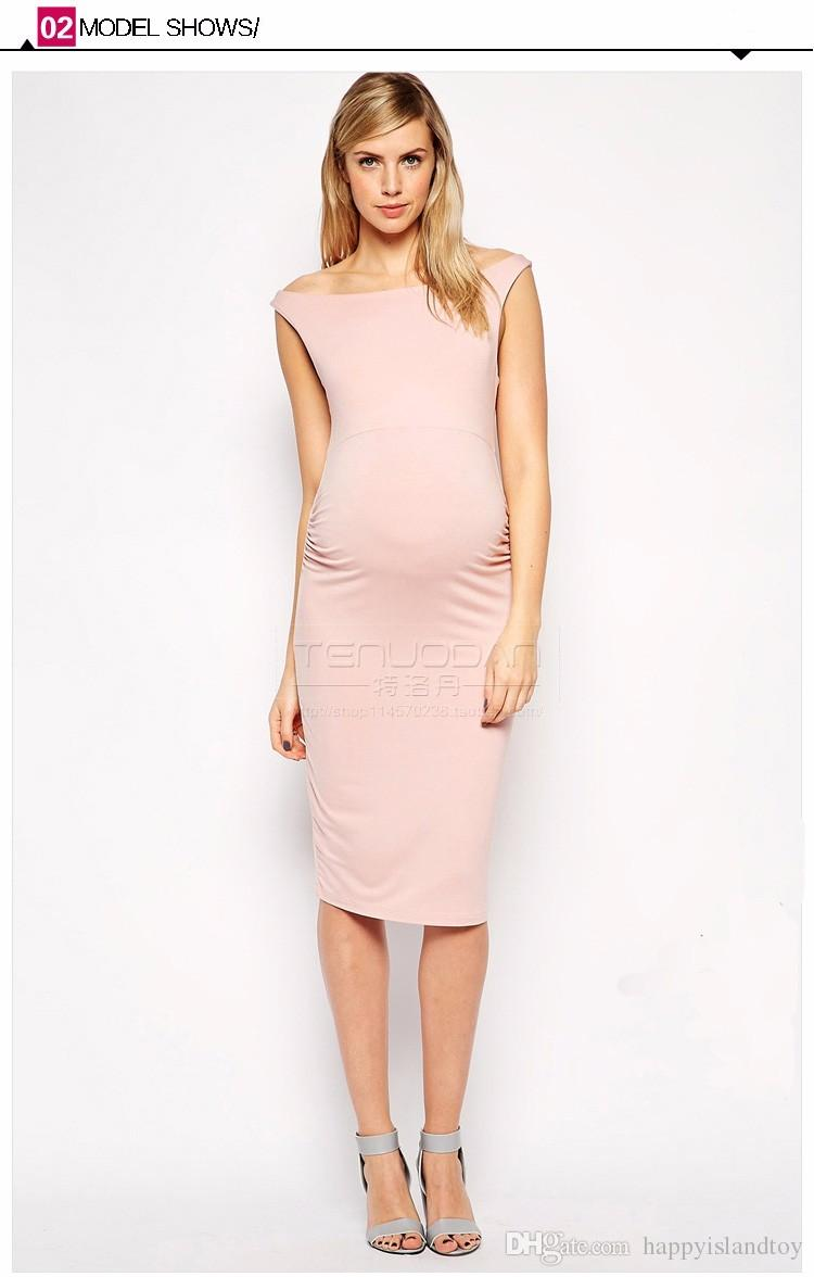 Easter gifts pink elastic pregnancy clothes elegant maternity easter gifts pink elastic pregnancy clothes elegant maternity dresses summer sleeveless vest dress lycra office evening cocktail gowns maternity dresses negle Gallery