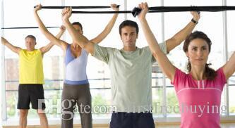 1 teil / los Yoga Stretch Strap Training Gürtel Taille Bein Fitness Gym Fitness Figur Taille Bein Für Männer Frauen