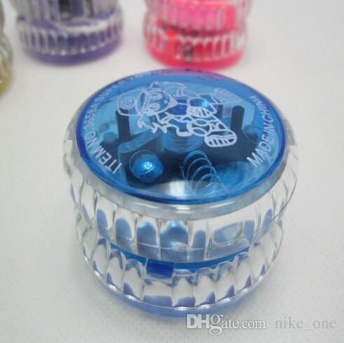 Leuchten finger spinning spielzeug für kinder chinesische yoyo professionelle led kunststoff led trick ball spielzeug für kinder erwachsene neuheit spiele geschenke