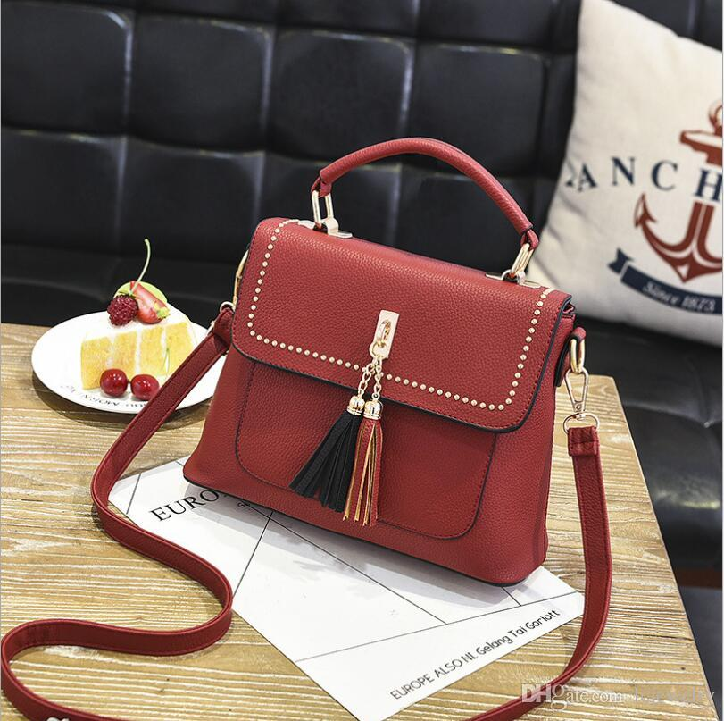 2017 New Designer Handbags Leather Luxury Crossbody Bag Laddies ...