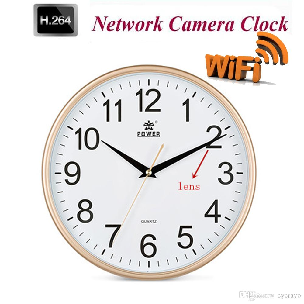 Wall clock camera images home wall decoration ideas new wifi 1080p hd spy hidden wall clock camera motion detection new wifi 1080p hd spy amipublicfo Images