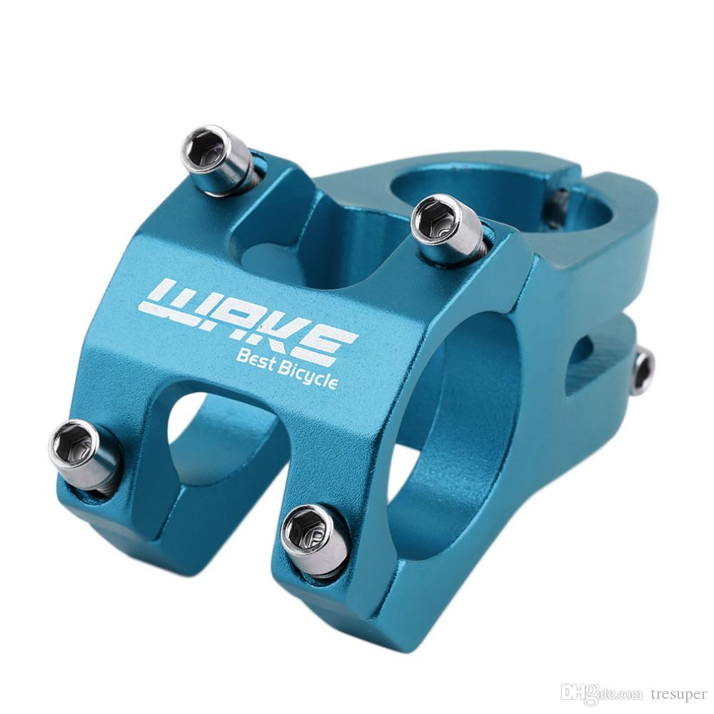 WAKE 31.8mm de aleación de aluminio bicicleta tallo de alta resistencia CNC Machined Bike Stem MTB Mountain Road manillar de la barra