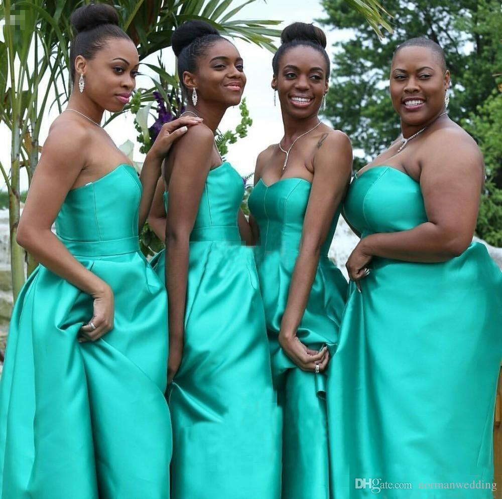 Sexy aqua bridesmaid dresses plus size high low with pocket satin sexy aqua bridesmaid dresses plus size high low with pocket satin maid of honor dress prom gowns party dresses cheap navy blue bridesmaid dresses navy ombrellifo Choice Image
