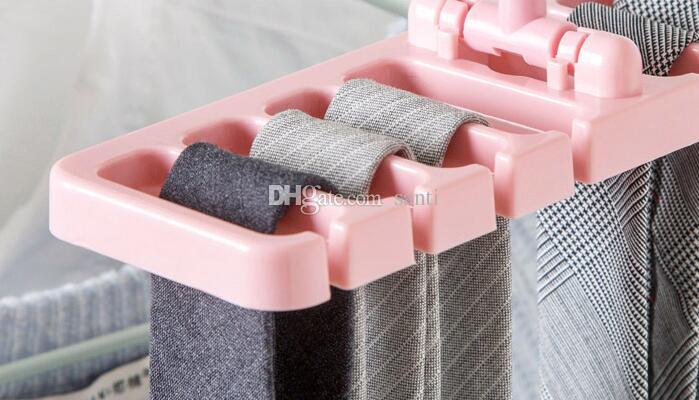 Rastrelliera le pulizie Cinghia cravatte Organizer Salvaspazio Rotante Sciarpe Cravatta Appendiabiti Appendiabiti Organizzazione Organizzazione Canotte Cinture reggiseno Borsa