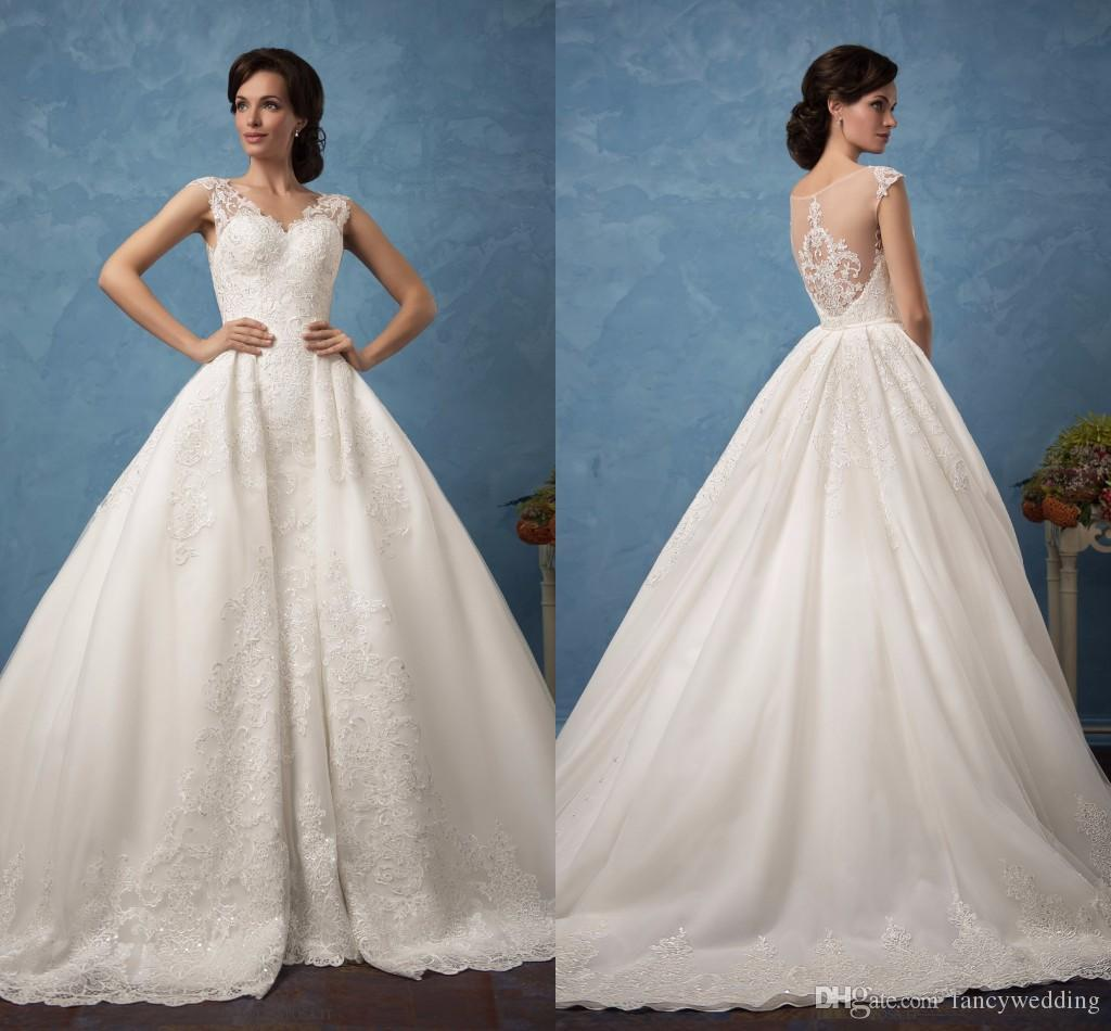 Nice Detachable Wedding Gowns Frieze - All Wedding Dresses ...