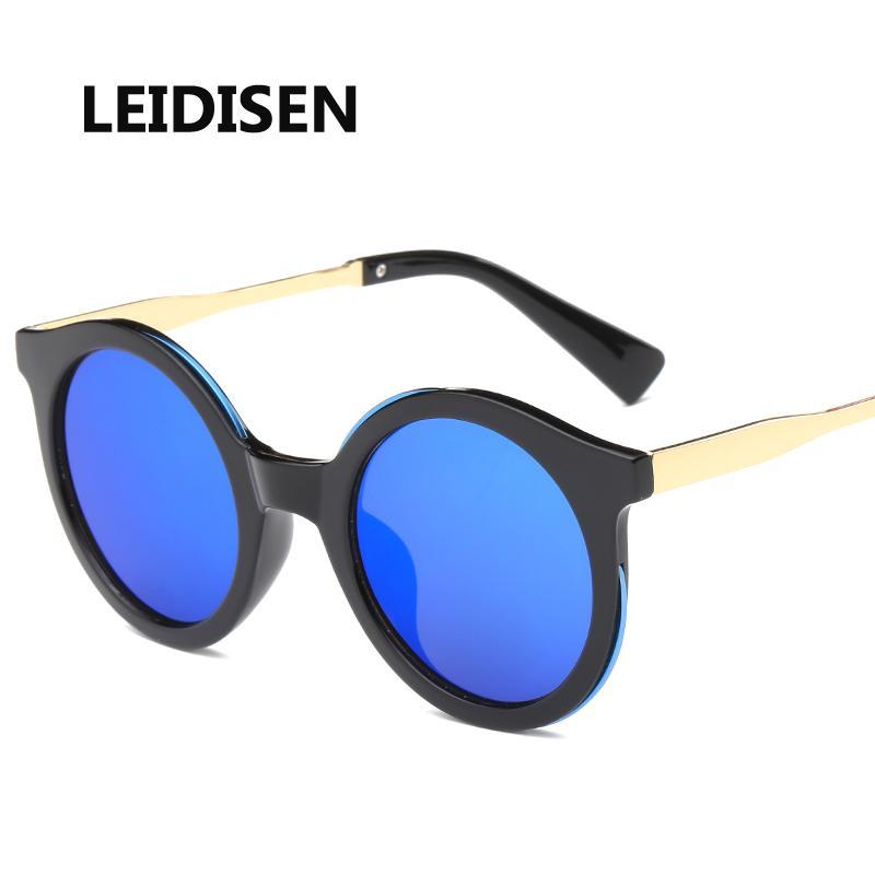 f4afa1125f Fashion Polarized Sunglasses Designer Round Frame Women Men Famous Brand  Vintage Luxury Steampunk Cycling Driver Sports Sunglasses Y287 Prescription  ...