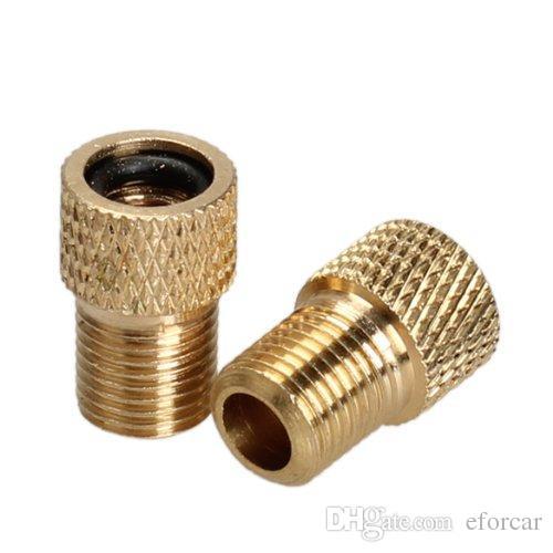 / 자전거 자전거 휠 밸브 캡 Presta to Schrader 밸브 변환기 튜브 펌프 도구 변환기 자전거 타이어 밸브 어댑터