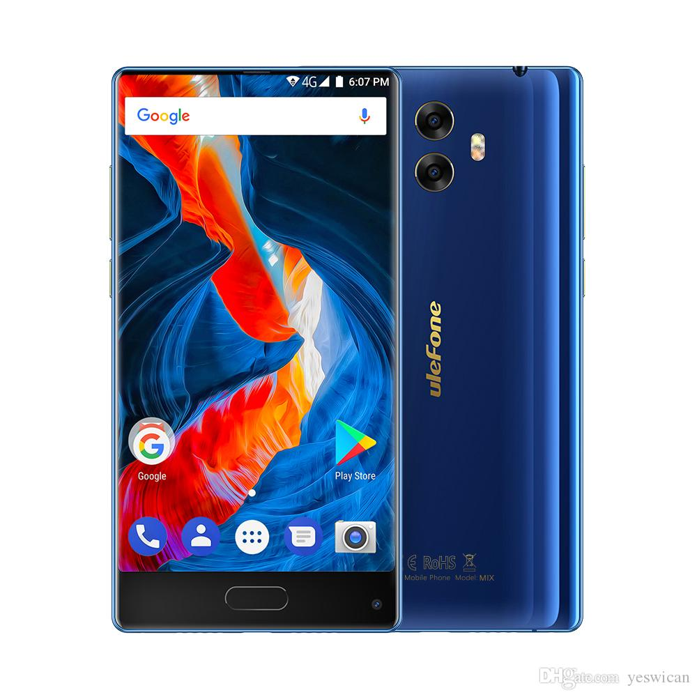 Best ulefone mix bezeless 4g smartphone 55 inch android 70 octa best ulefone mix bezeless 4g smartphone 55 inch android 70 octa core 4gb ram 64gb rom 3300mah battery 13mp dual rear cameras dual sim android phone latest sciox Image collections