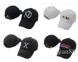67386b532fa Malcolm X Baseball Tyler The Creator Golf Hat Black Dad Hat Snapback ...