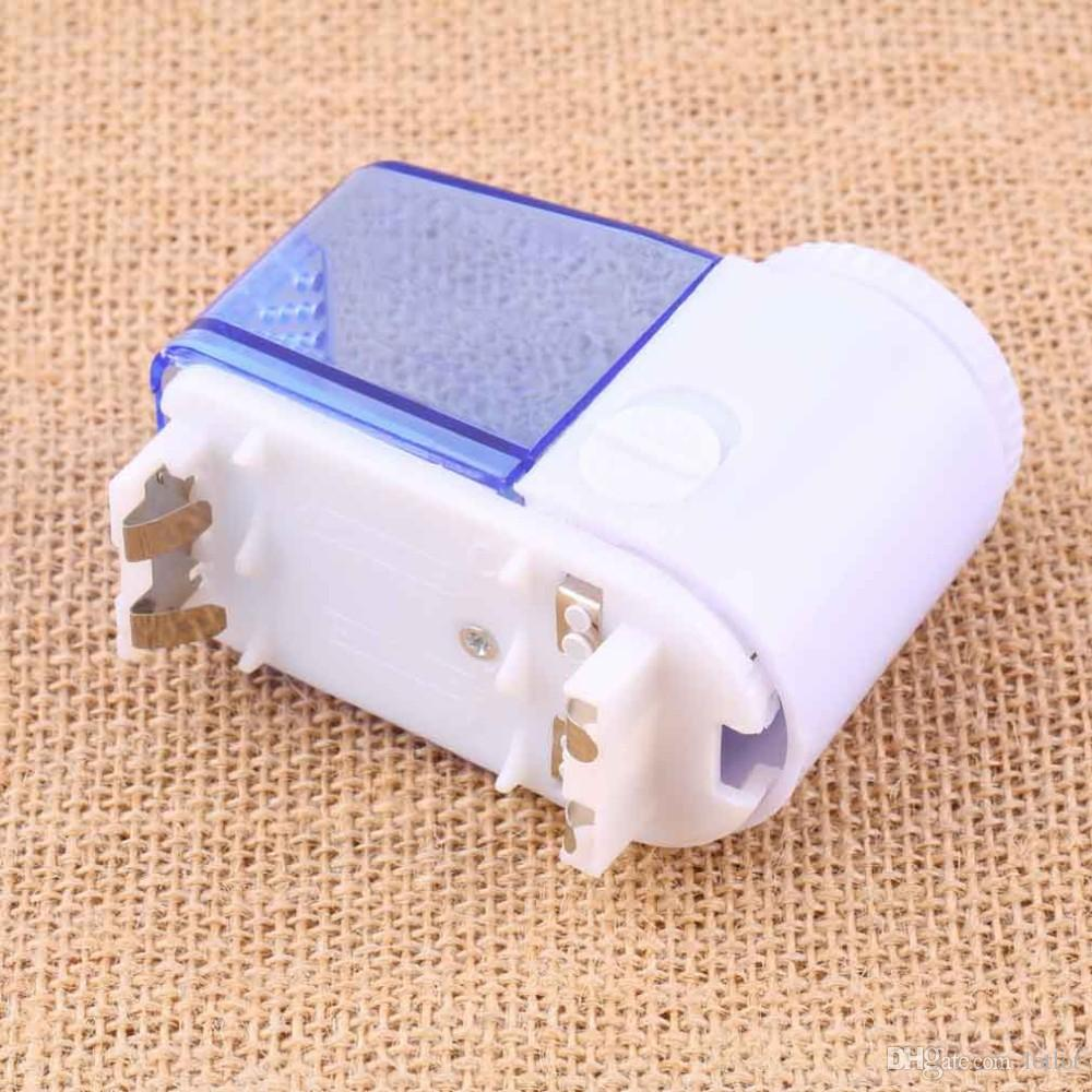 Mini Electric Fuzz Cloth Pill Lint Remover Pellets Sweater Clothes Shaver Machine Wool Sweater Fabric Shaver Trimmer