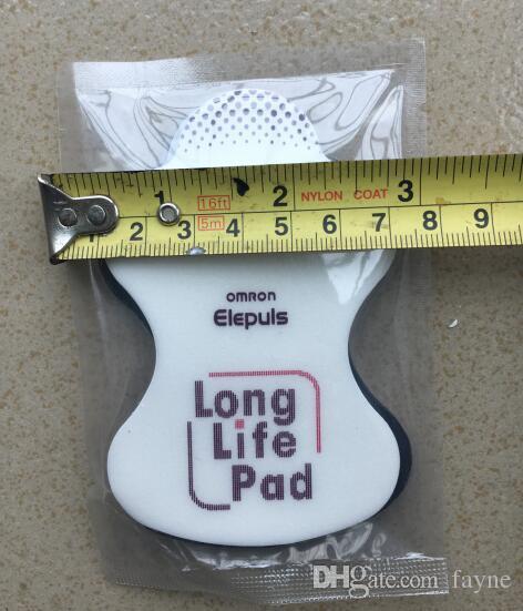 Omron substituição Eletroterapia Long Life Eletrodo Pads auto-adesiva de dezenas pad com saco selado