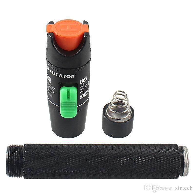 Neue Marke Netzwerk Werkzeuge Visual Fault Locator 30 mW 20 KM Detector FC Stecker auf LC Buchse Adapter Kabel Laser Glasfaser Tester HHX