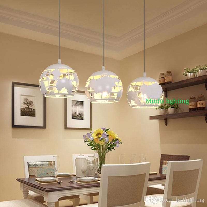 Home Retro Vintage Light Hanging Lamp Led Rope Pendant Light Vintage Kitchen  Island Pendant Lamps Bar Hanging Lights Dining Room Droplight Hanging Lights  In ...