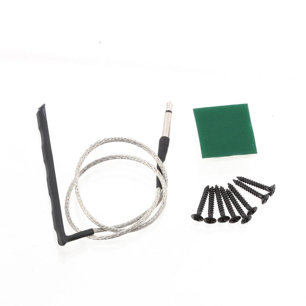 Ukulele de 2 bandas ecualiza el sistema de recolección EQ LED Tuner UK-400T para ukelele con piezo