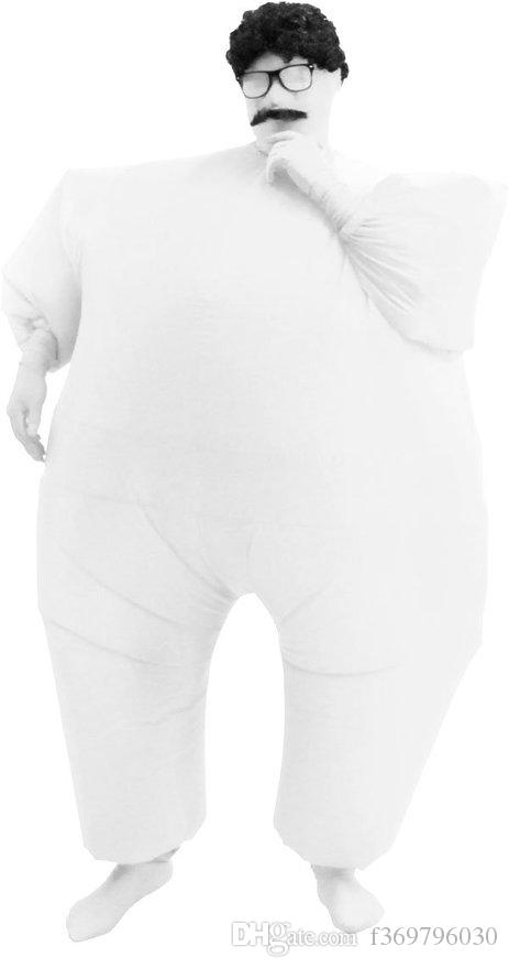 quality Adult Inflatable Chub Suits Blow Up Blue Green Red Purple Pink Color Full Body Christmas Party Cosplay Costume Jum