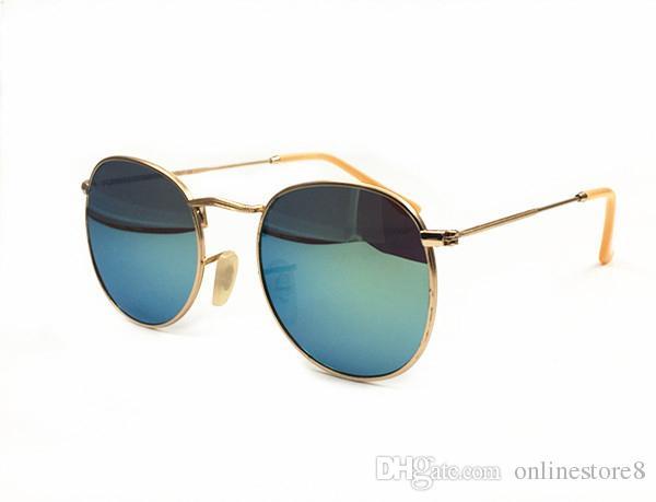نظارات شمسية مصنوعة من المعدن