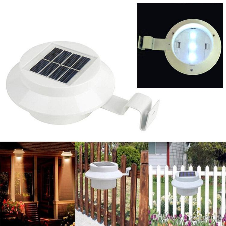 Discount Solar Lights For Garden Solar Led Wall Lighting Outdoor Automatic Light Solar Roof L& Ip55 3 Leds From China | Dhgate.Com  sc 1 st  DHgate.com & Discount Solar Lights For Garden Solar Led Wall Lighting Outdoor ...