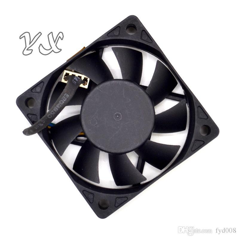Ventilateur de refroidissement super silencieux KF0615H1HK-R DC 12V 2.3W 4 fils 4 broches 50mm 60X60X15mm