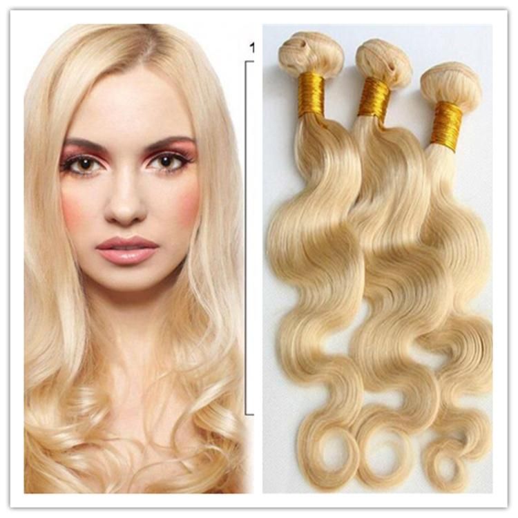 Cheap 8a grade natural blonde human hair weave european 613 blonde cheap 8a grade natural blonde human hair weave european 613 blonde hair extensions bodywave brazilian hair extensions peruvian indian russian hair best pmusecretfo Image collections
