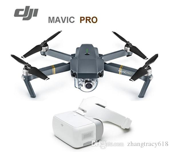 2018 Newest Dji Mavic Pro Fly Folding Fpv Drone With 4k Hd Camera Ocusync Live View Gps Glonass System Rc Quadcopter From Zhangtracy618