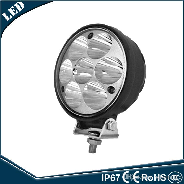new arrival 21w round led work light ,led off road light for ATV,UTV,TRUCK ,4x4 off road use
