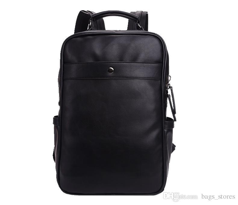 fc3fdfcc9033 Fashion Classic Bags Business Men Backpack Style Brand Designer Bag ...