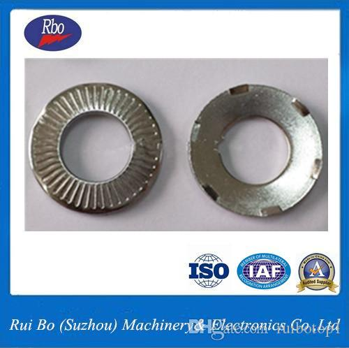 ODM&OEM Spring steel Contact Lock Washer/Washers (SN70093) M3 M3 5 M4 M5 M6  M8 M10 M12 M16 M20