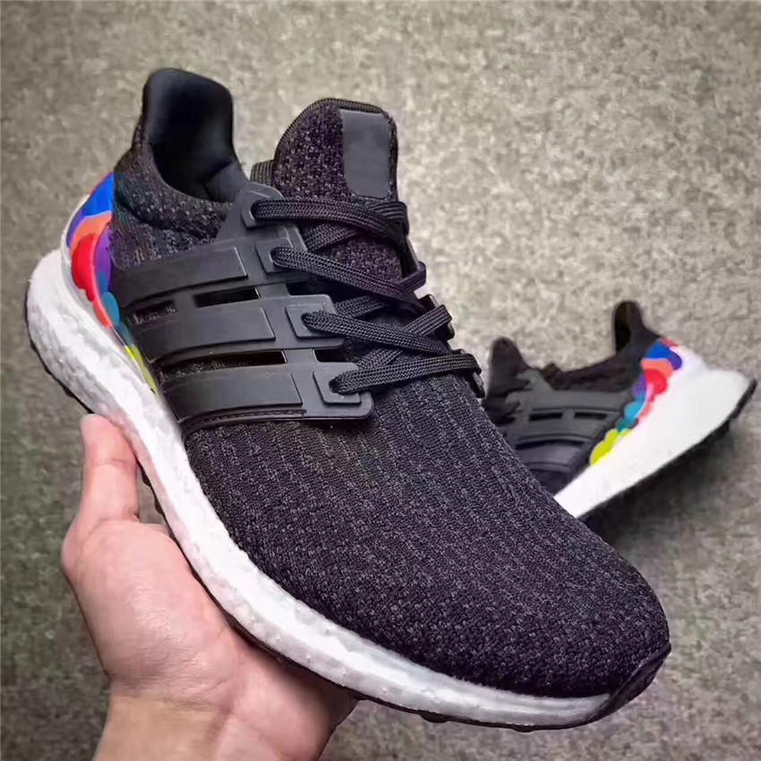 adidas Ultra Boost Grey Four Trace Pink