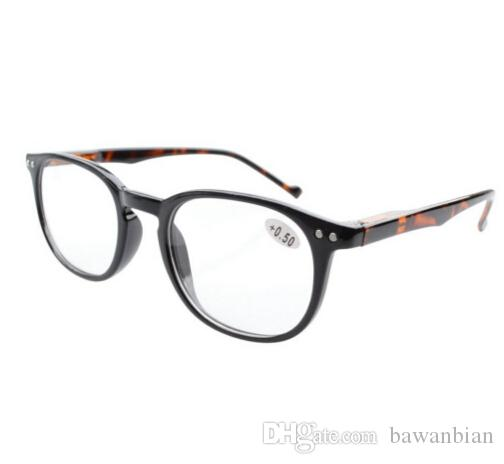 26e73cda86ea R065 Eyekepper Spring Hinges 80 s Classic Reading Glasses +0.5 0.75 ...