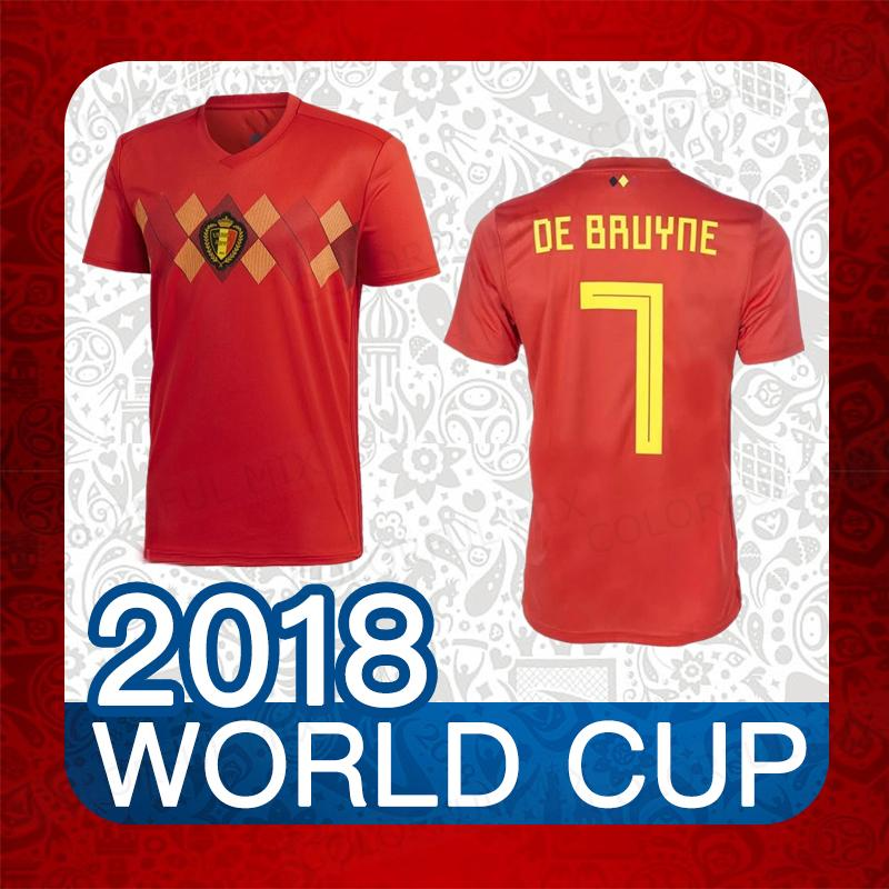 Belgium 2018 World Cup Soccer Jerseys Top AAA Quality Home Red ... | Best image of 43 best cheap distributors of home goods in finland 2018