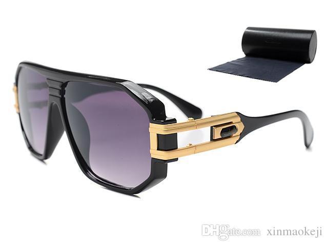 2bf9a5edda1 Hot Sale Brand Designer Mirror Sunglasses For Men And Women UV400 ...