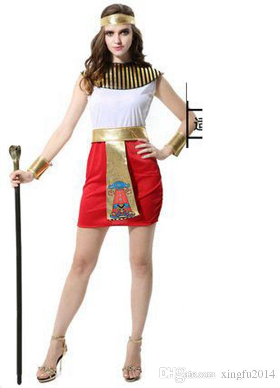 New girl Greek Goddess Cosplay Costume White Egyptian princess dress Party adult warrior clothes female fancy cosplay clothes