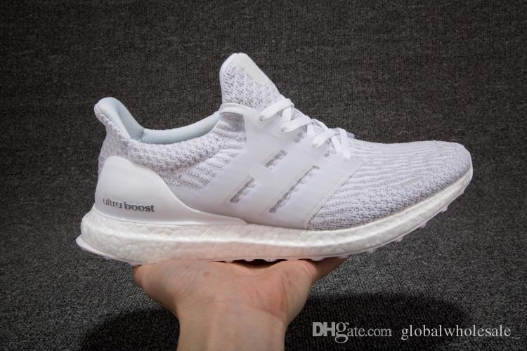 0695d4553 2017 New Ultraboost 3.0 Running Shoes Men Women High Quality Ultra ...