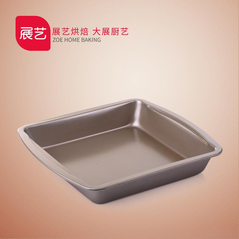 zoe home baking do not dip 10 inch square buns baking pan pizza plate cake mold biscuit mold oven from jiaran2017 864 dhgatecom