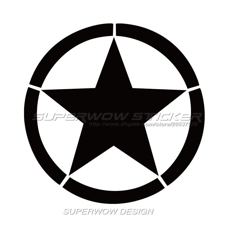 2018 us army world war ii logo car stickers us army logo personalized funny car stickers reflective car stickers from modifie 2 07 dhgate com