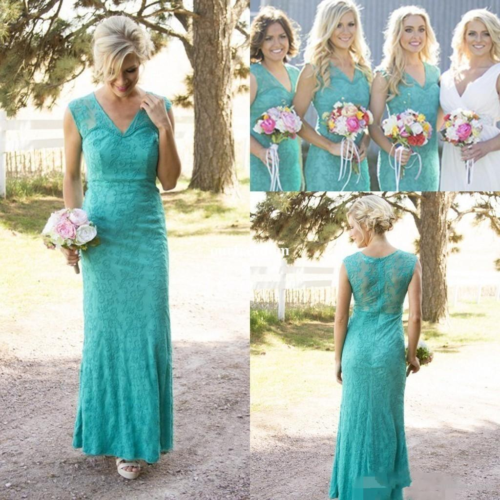 Cheap country bridesmaid dresses images braidsmaid dress 2017 cheap country bridesmaid dresses v neck full lace maid of 2017 cheap country bridesmaid dresses ombrellifo Gallery