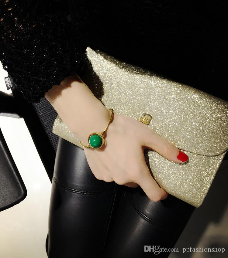 2017 hochwertiges armband, handgemacht, retro transfer perlen armband, minimalistischen stil armband großhandel