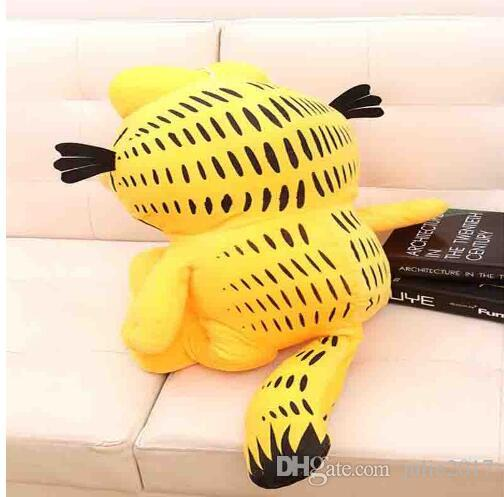 Large soft Garfield Creative Pillow Doll Plush toys Valentine's Day Gift Stuffed Animal Toy Christmas Gift
