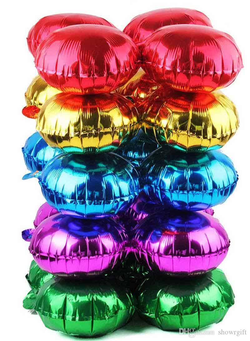 Blattspalten-Bogenballone des Blumenblatts 30inch, die Dekorationen Ereignis-Partei Wedding sind, liefert förderndes Großhandelsverschiffen der Stützen /