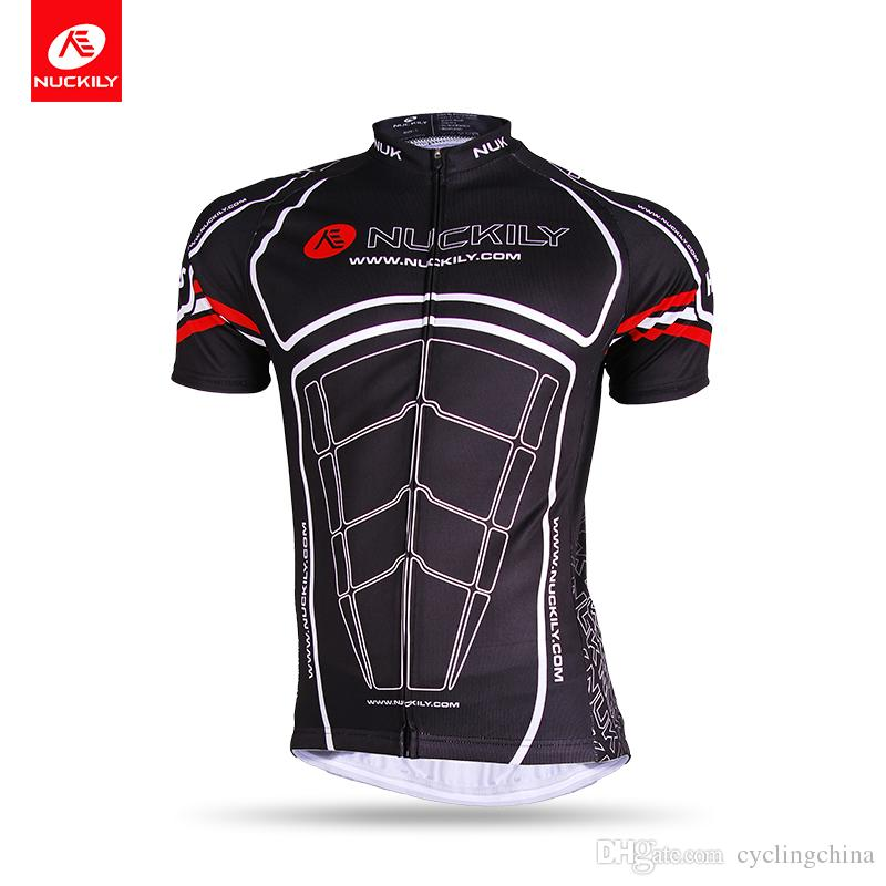 8e7f3b278 Nuckily Summer Cycling Jersey Short Sleeve Cool Design For Men AJ207 Cycling  Shirt Cycle Clothing Sale From Cyclingchina