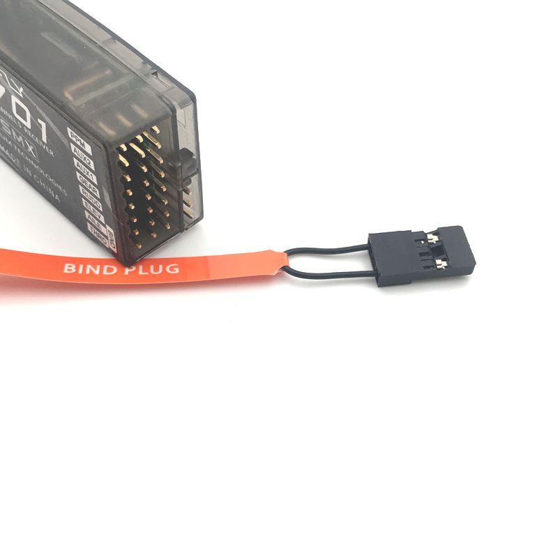 F701 7CH Récepteur numérique DS-modulation à étalement M2 et DS-MX RC HELICOPTERE quadcopter Remplacer AR7000 Livraison gratuite