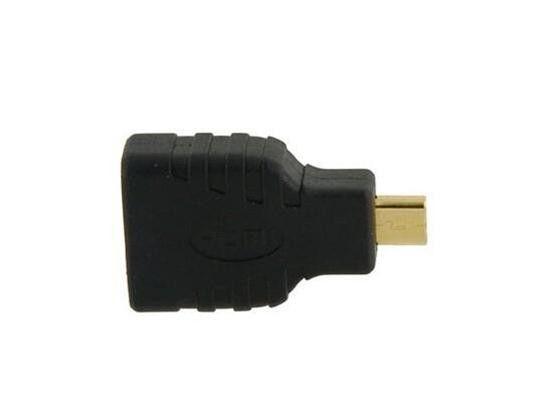 Connector Adapter HD TV Camera HDMI Female to Micro HDMI Type D Male F/M Converter