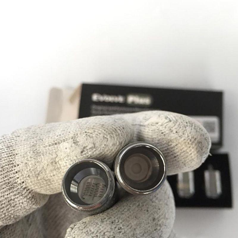 드라이 허브 기화기에 대한 2017 정통 원래 Yocan 진화 플러스 교체 코일 히터 코일 왁스 히터 기화기 석영 세라믹 코일