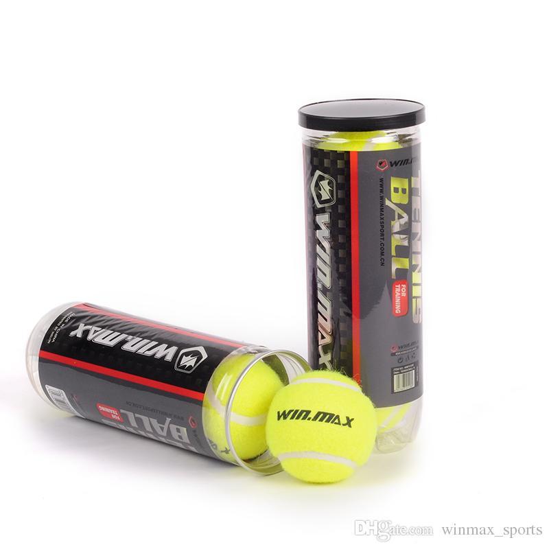 Winmax Tennisbälle können Pack von 3 internationalen Federation genehmigt Master A Grade Tennisball Trainning Tennisbälle