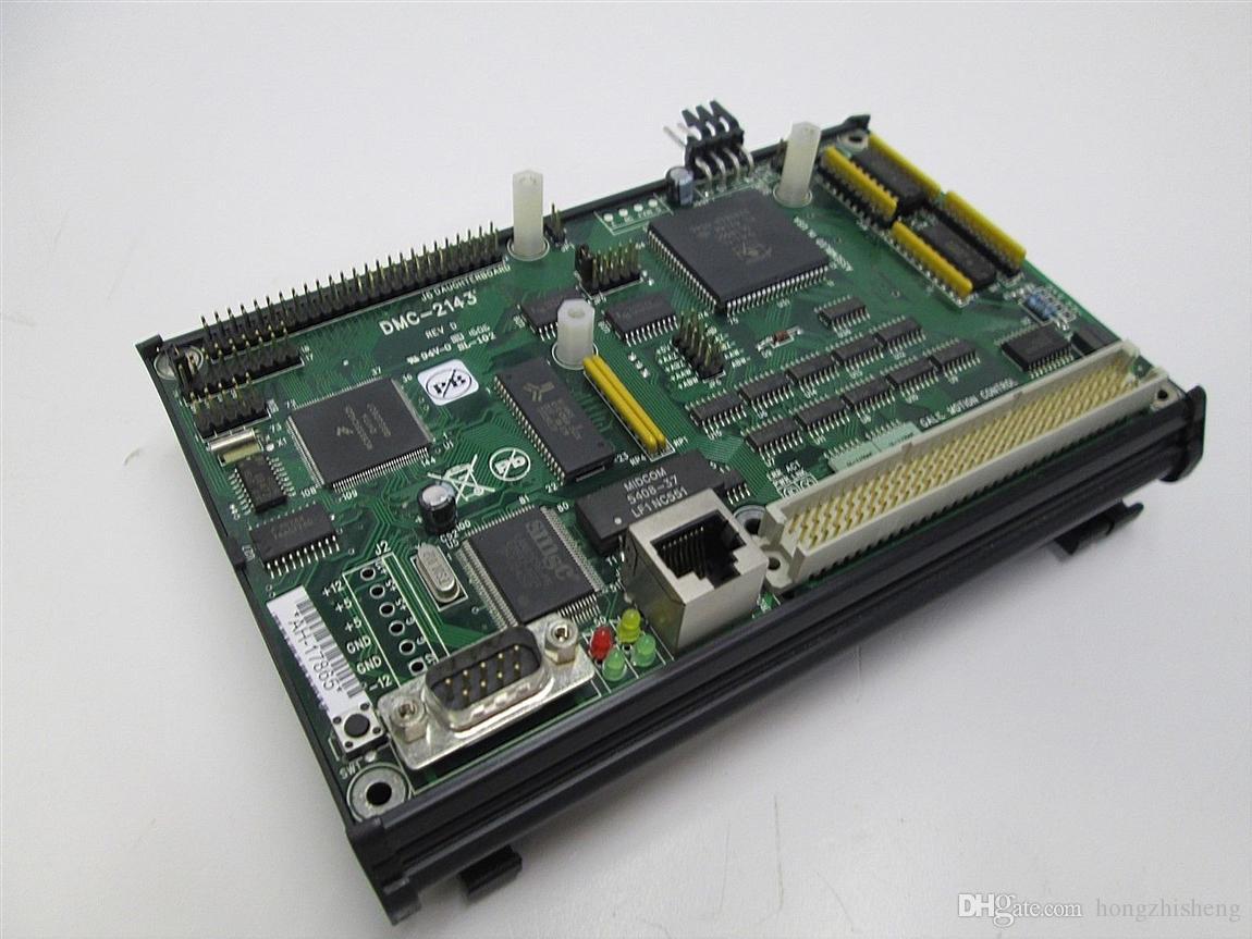 Module d'amplificateur de contrôleur de mouvement DMC-2143 Carte de contrôle de mouvement ICM-20100 100% testée de fonctionnement, utilisée, bonne condition avec garantie